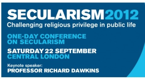 NSS conference 2012; from http://www.secularism.org.uk/