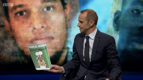 Evan Davis - Charlie Hebdo