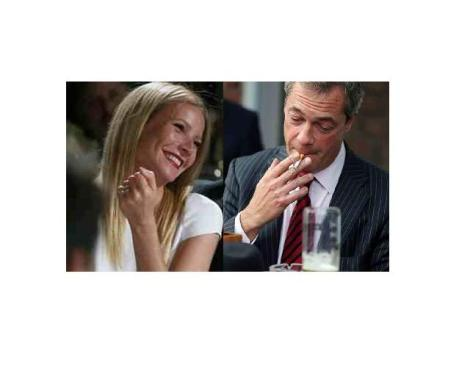 Paltrow & Farage