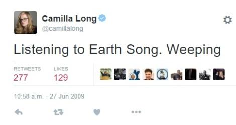 Camilla - Michael jackson
